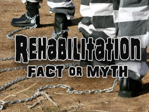 Rehabilitation Fact or Myth Image