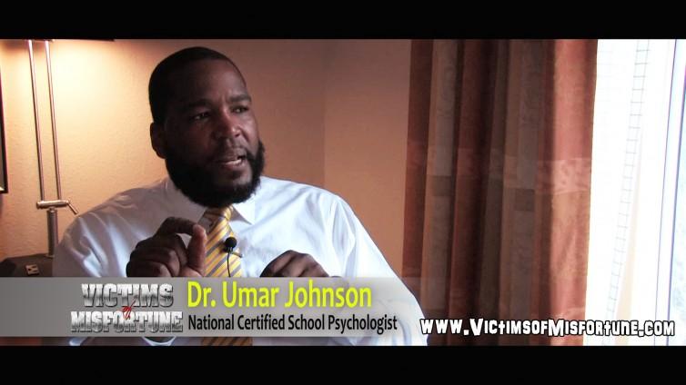 Dr Umar Johnson webpost image